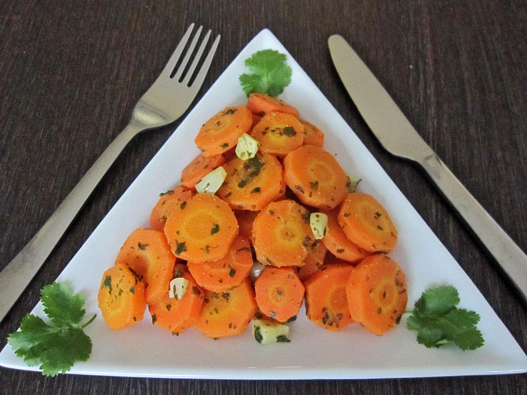 salade de carottes la marocaine legumes et chocolat. Black Bedroom Furniture Sets. Home Design Ideas