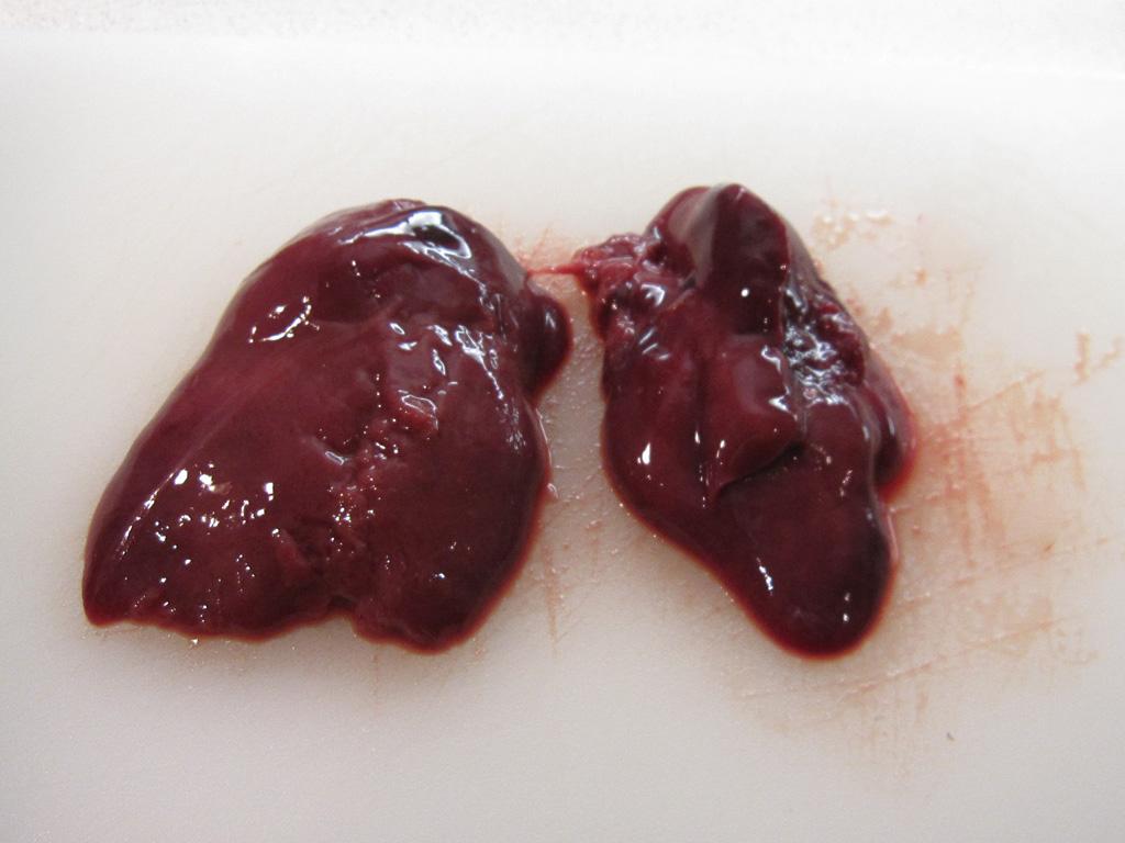 Comment cuisiner les foies de volaille 28 images - Cuisiner un chapon au four ...